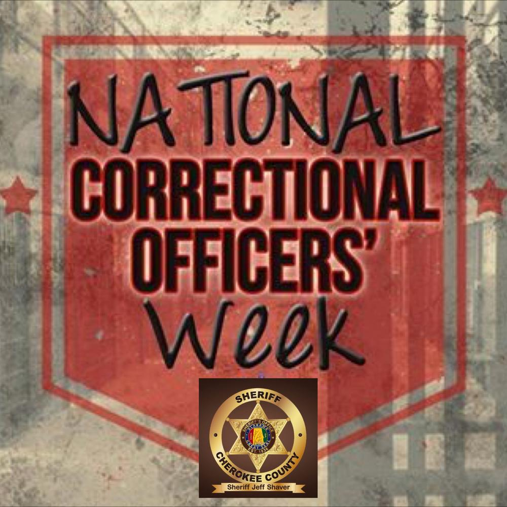 National Correctional Officers' Week