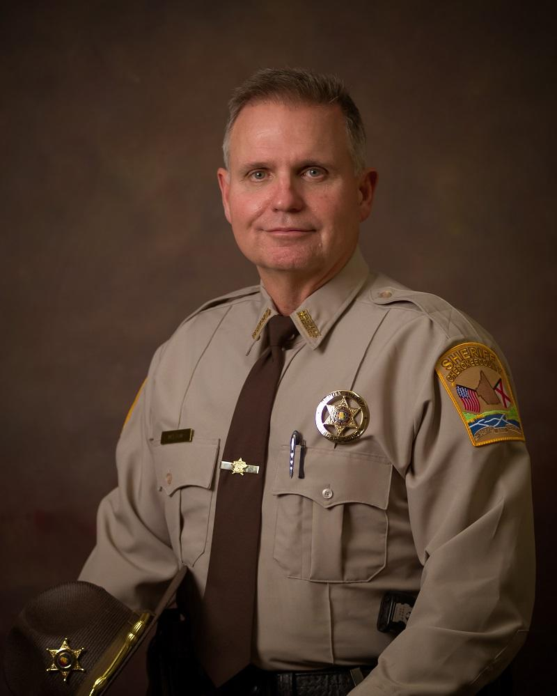 Professional portrait of Deputy Kasey West