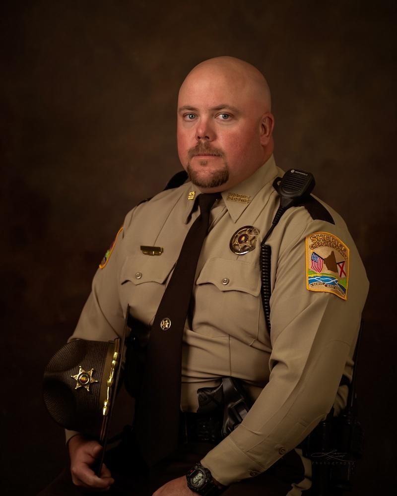 Professional portrait of Deputy Tracy Nelson