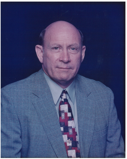 Portrait of Previous Sheriff Larry Wilson