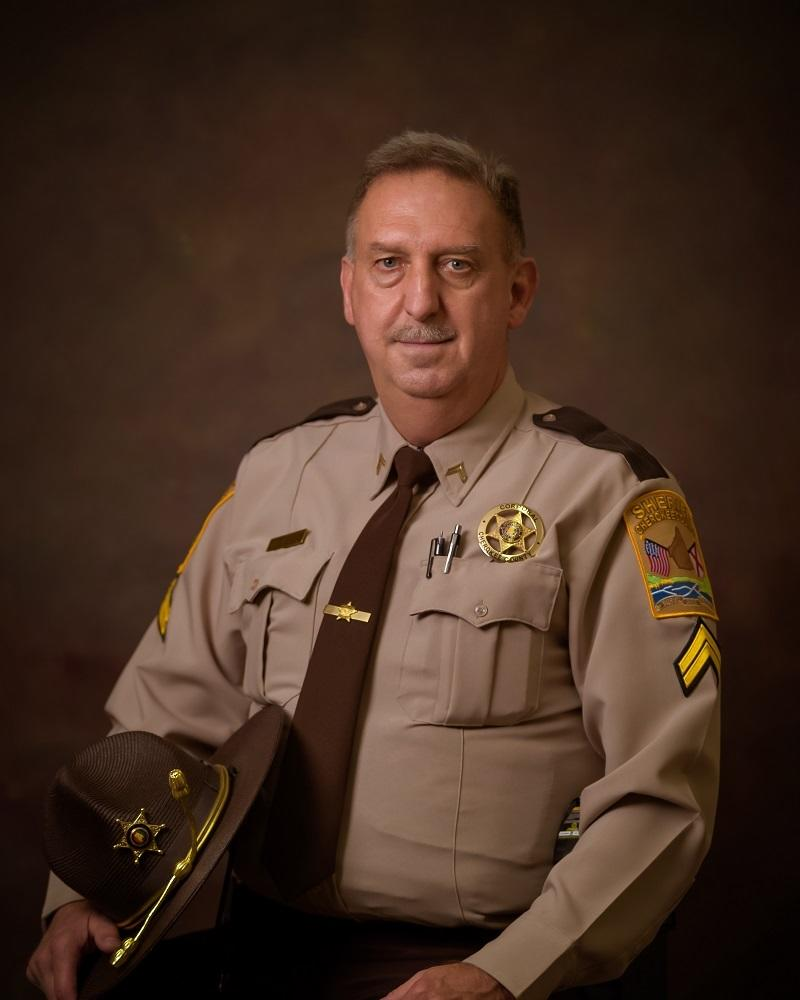 Professional portrait of Deputy Tom Key