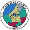 Logo for Cherokee County, Alabama